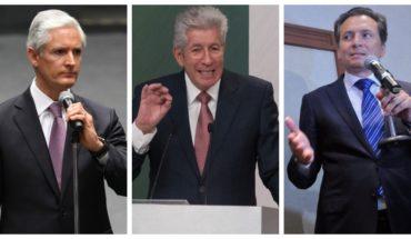 La Estafa Maestra: gestiones de Del Mazo, Ruiz Esparza y Lozoya, sin denuncias pese a convenios irregulares