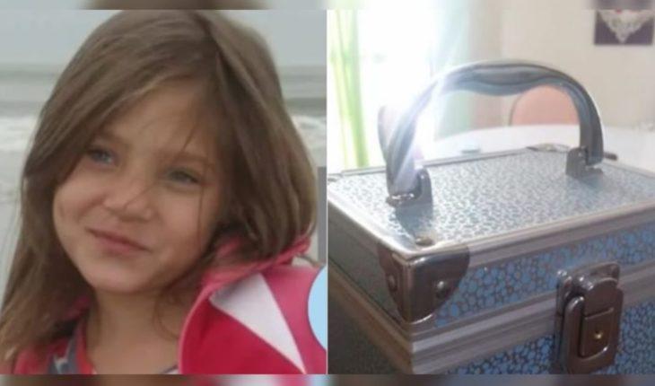 """""""Luján volvió a casa"""": Madre recupera las cenizas robadas de su hija"""