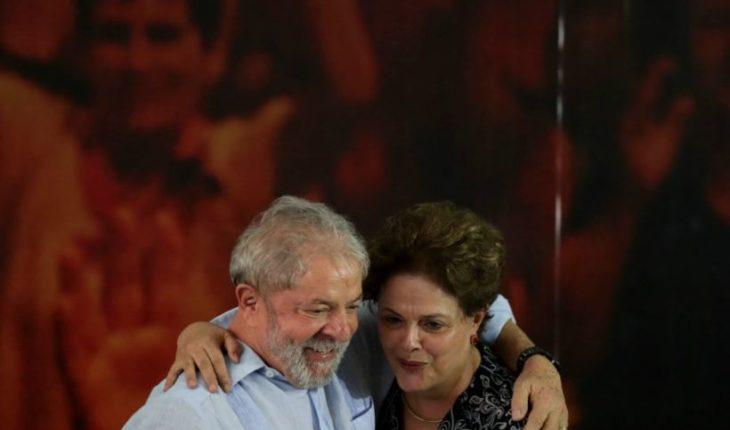 Lula da Silva y Dilma Rousseff serán enjuiciados por asociación ilícita