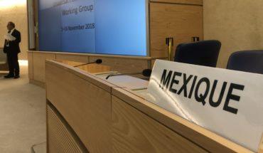 México reconoce ante el mundo fallas en derechos humanos