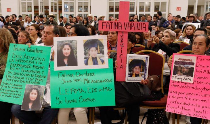 México reprueba en atender derechos humanos