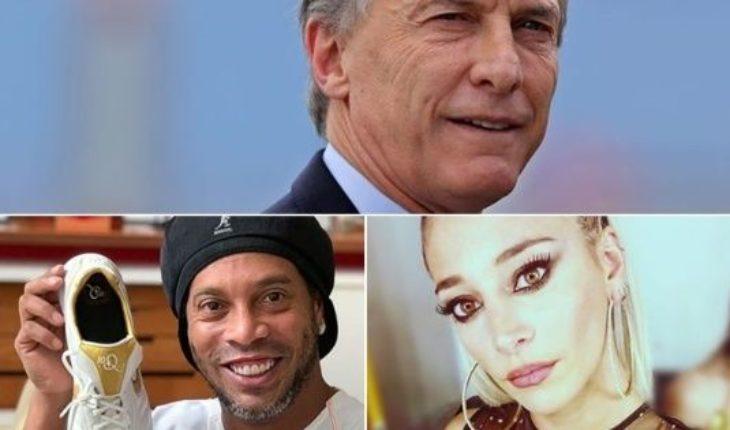 Macri va por la reelección, hallaron el cuerpo de Yanina Braile, deuda de Ronaldinho, Sol Pérez renuncia y mucho más...