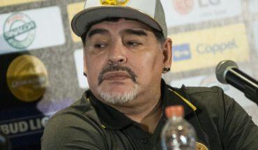 """Maradona se indignó con la Conmebol por el traslado del River-Boca: """"Son la lacra del fútbol"""""""