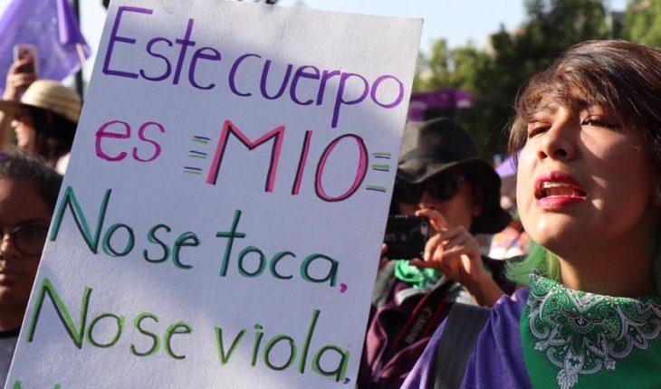 Marchan para exigir justicia por feminicidios