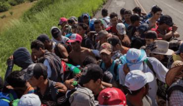 Migrantes centroamericanos, protagonistas en elecciones de EU