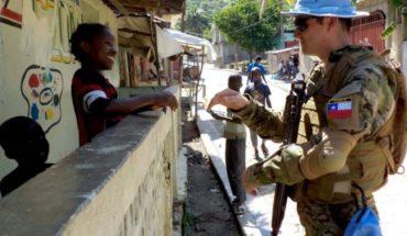 Ministra Rutherford investiga posible fraude de militares en misión de paz en Haití