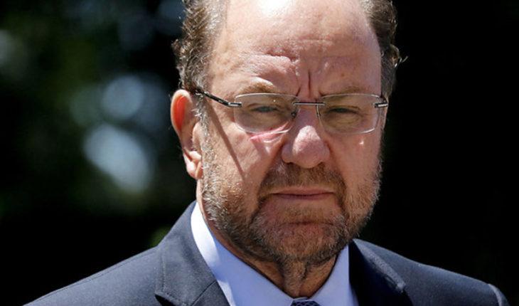 """Moreno: """"No es posible solucionar el problema de La Araucanía sin seguridad y sin resolver los asuntos políticos"""""""