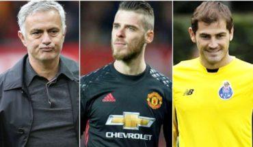 Mourinho acusa a Casillas de iniciar campaña mediática contra De Gea