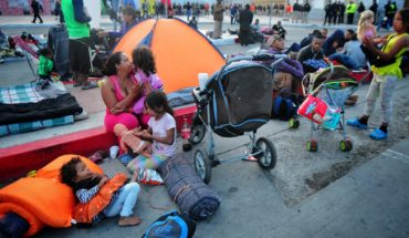 Mujeres migrantes, en huelga de hambre por visas humanitarias