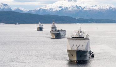 Ejercicios Trident Juncture 2018 (TRJE18) de la OTAN. Foto: NATO North Atlantic Treaty Organization - WO FRAN C.Valverde (CC BY-NC-ND 2.0). Bog Elcano