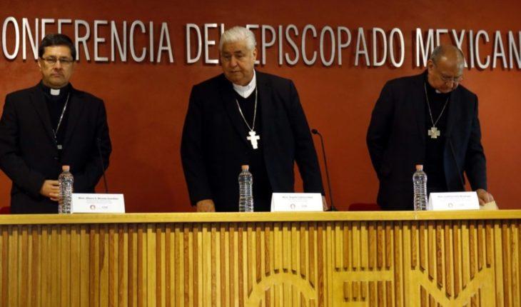 Obispos piden consultas en torno al aborto