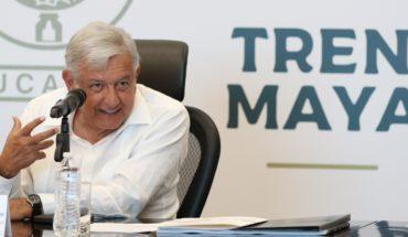 Obras del Tren Maya iniciarán el 16 de diciembre: equipo de AMLO