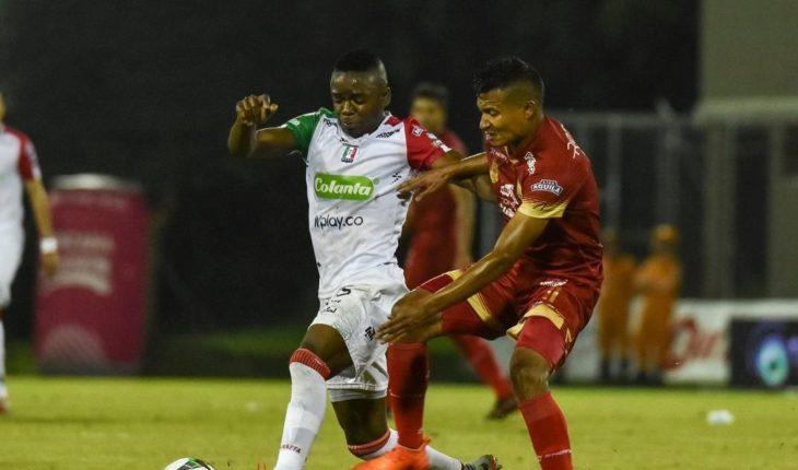 Once Caldas vs Rionegro Águilas en vivo: Liga Águila, cuartos vuelta