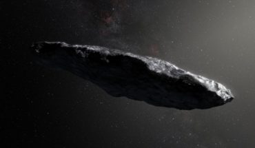 Oumuamua: Misterioso asteroide que podría ser de origen alienígena