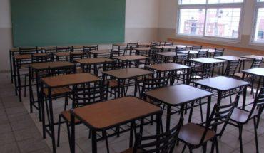 Paro y marcha docente: martes sin clases en la provincia de Buenos Aires