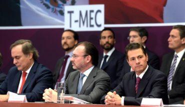Peña Nieto firmará el T-MEC el 30 de noviembre