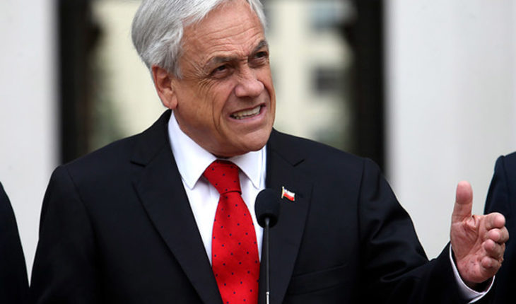 Piñera enviará carta a Macron por asilo a Palma Salamanca