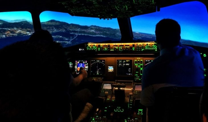 Pilotos aseguran haber visto luces extrañas en Irlanda y creen que se trata de ovnis