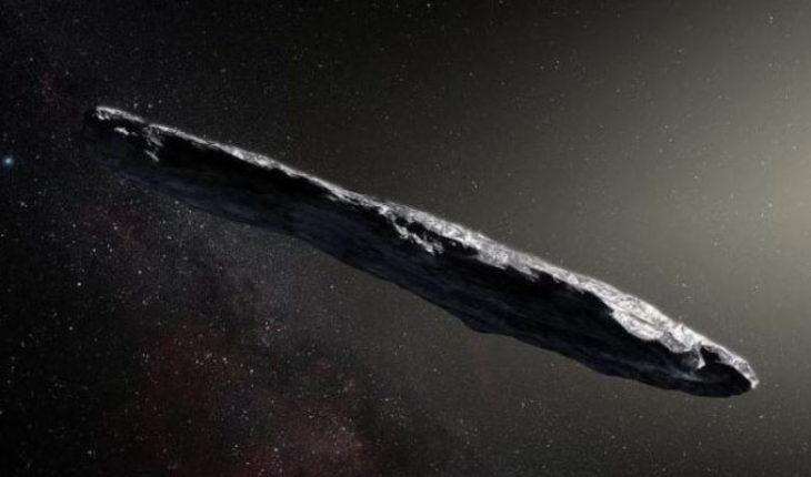 Podría ser una nave extraterrestre enviada a investigar la Tierra, dicen astrónomos de Harvard