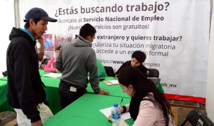 Ponen módulo de empleo para migrantes en la CDMX