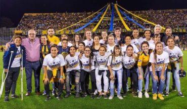 Por primera vez en la historia, un partido preliminar de fútbol será de mujeres