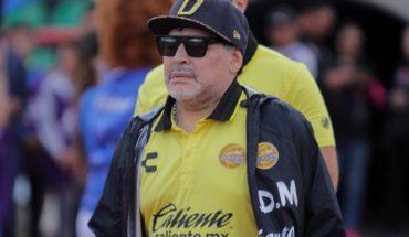 Por qué el Dorados de Maradona no podrá ascender si es campeón en México
