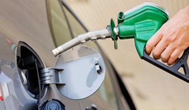 Precios de la gasolina y el diésel