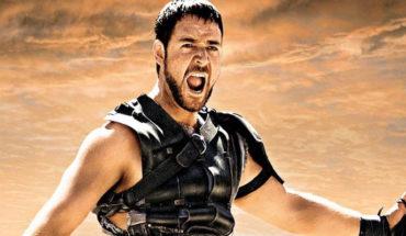 """Preparan ya la segunda parte de la película """"Gladiador"""""""