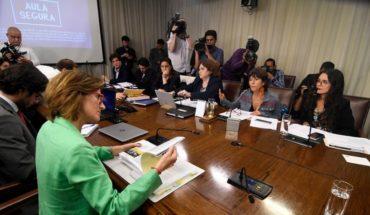 """Presidenta Comisión de Educación y Aula Segura: """"Todos los que saben dicen que el proyecto no resuelve la violencia"""""""