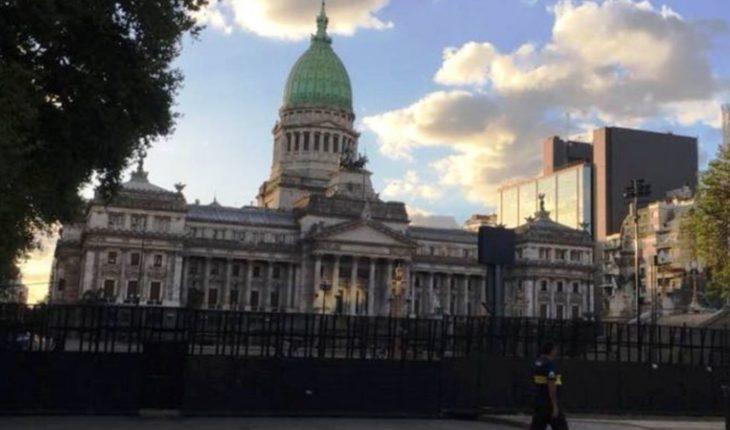 Presupuesto: hoy vota el Senado y habrá movilizaciones al Congreso