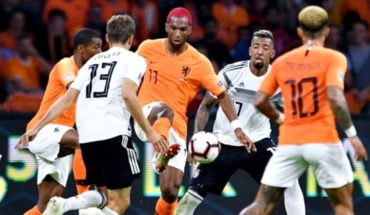 Qué canal juega Alemania vs Holanda; UEFA Nations League 2018