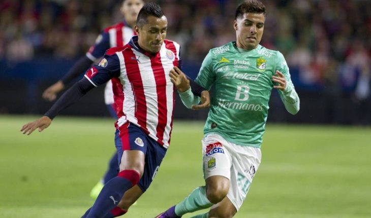 Qué canal juega Chivas vs León Liga MX 2018