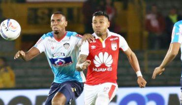 Qué canal juega Junior vs Santa Fe; Copa Sudamericana 2018, semifinales vuelta