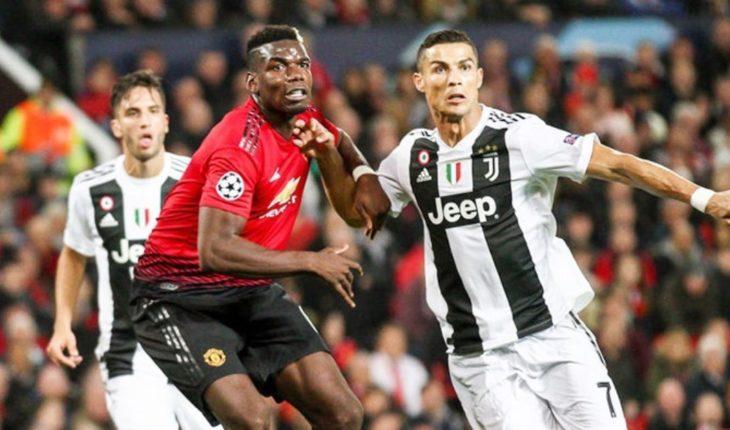 Qué canal juega Juventus vs Manchester United; Champions League 2018, fecha 4