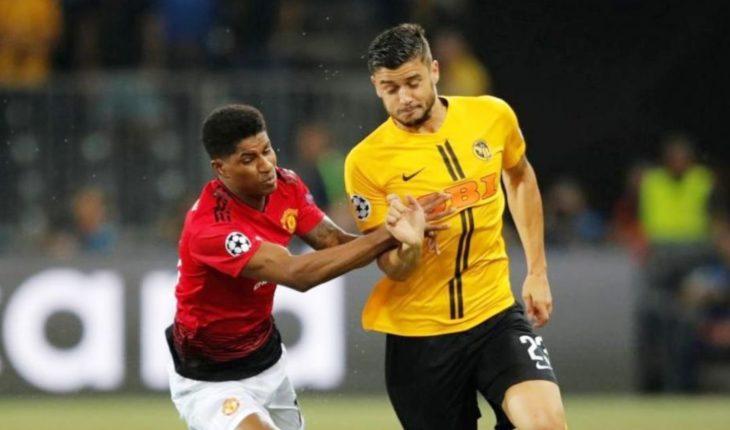 Qué canal juega Manchester United vs Young Boys; Champions League 2018