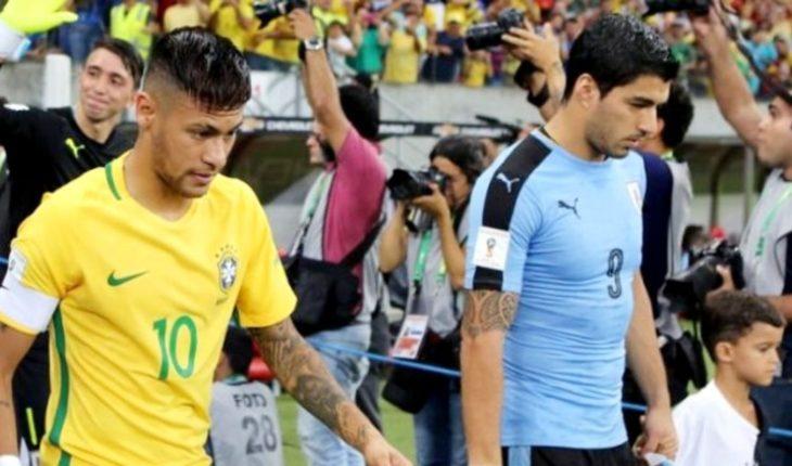 Qué canal juega Uruguay vs Brasil; partido amistoso 2018