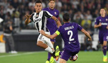 Qué canal transmite Fiorentina vs Juventus Serie A 2018