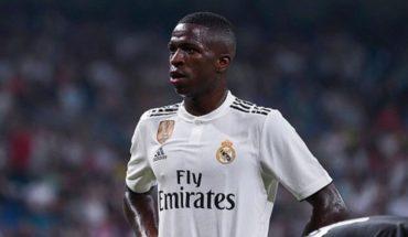Real Madrid no dejará ir a Vinicius al Sudamericano