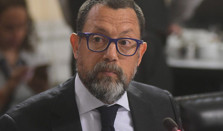Renunció el presidente del directorio de TVN