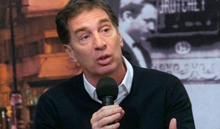 Santilli justificó la idea de Macri sobre los visitantes en la final de la Copa Libertadores