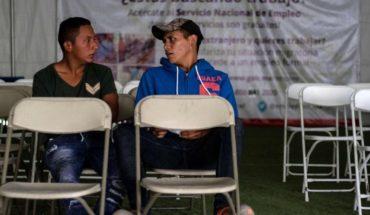 """Se busca obrero"", Tijuana ofrece empleo a migrantes"
