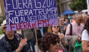 """Según movimientos sociales, """"el gobierno no garantiza la libertad de protesta"""""""