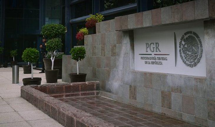 Senadores plantean alargar cambio de PGR a Fiscalía hasta 2027