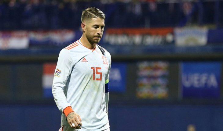 Sergio Ramos habría dado positivo en dopaje en la Champions 2017