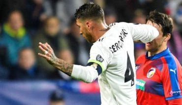 Sergio Ramos se disculpa por su agresión en Champions
