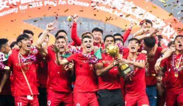 Shanghai SIPG de Hulk y Oscar, campeones por primera vez de Superliga china
