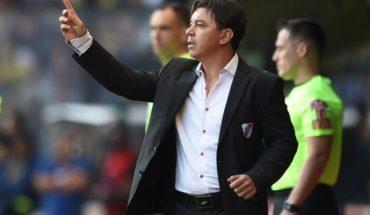 Sin Scocco, Gallardo ya planteó las alternativas de River para jugar ante Boca