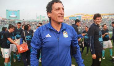 Sporting Cristal dejaría partir a Mario Salas por una oferta de la Roja