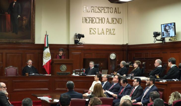 TEPJF pide al Congreso reforma a la ley electoral de 2014