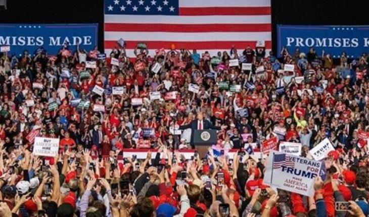 Termómetro para la gestión Trump: EEUU vota en las elecciones de medio término
